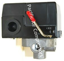 "CAC-4332 SPEEDAIRE DEVILBISS 95-125 PSI UNLOADER ON/OFF FOUR PORT 1/4"" FPT"