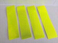 3M Diamond Grade Yellow 4083 Class  Reflective Tape 50mm x 200mm Strips (4 / pk)