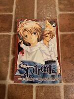 Spiral The Bonds Of Reasoning Volume 10 English Manga Kyo Shiodaira FREE SHIP