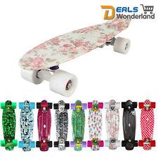 "22"" Cruiser Penny Style Skateboard New Complete Street Board Free Post OZ Seller"