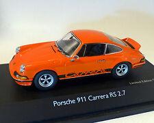 Porsche 911 Carrera RS 2,7, rouge, SCHUCO
