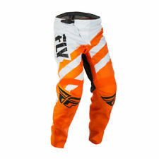 Pantalons de cross blancs