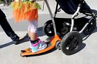 MOUNTAIN BUGGY FREERIDER SCOOTER BOARD IN ORANGE. NEW.