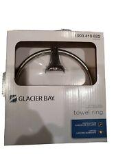 Glacier Bay Treyburn Towel Ring In Chrome