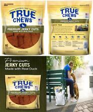 True Chews Premium Jerky Cuts Made with Real Duck 12 ounce