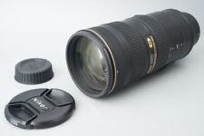 Nikon AF-S Nikkor 70-200mm f/2.8 F2.8 G II N ED VR Lens, AFS Telephoto Zoom