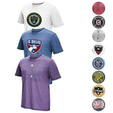 MLS Adidas Men's Authentic Climacool Aeroknit Performance T-Shirt Collection