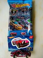 HOT WHEELS 2019 MYSTERY MODELS SERIES 2 RED DATSUN 240Z SEALED PACKAGE
