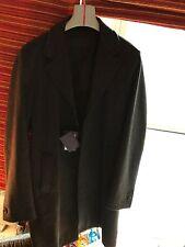2700$ Retail BNWT! 2015 Prada Mens coat / jacket  Charcoal Gray 50 40