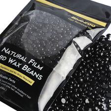 Bikini Hair Removal Wax Bean Body Depilatory Hot Film Pellets Black 250g