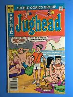 JUGHEAD #292  Beach/Bikini Cover! Archie Comics Group 1979 Very good