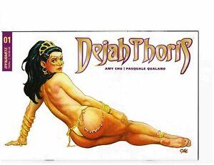 Dynamite Dejah Thoris #1 (2018) Frank Cho Variant Cover B NM