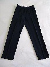 Pantalon noir à pince Femme T 40          N°6F1/2