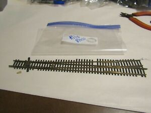HO Scale Train Atlas Code 100 Brass Track Switch  Free Shipping