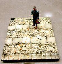 1/35 Scale Diorama Base No.10 - 100mm x 115mm scenic display base