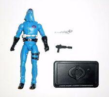 Gi Joe Cobra Commander 25th Anniversary Action Figure 99% Complete C9+ v35 2008