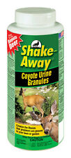 New! SHAKE-AWAY Deer Repellent Granules Safe Natural 28.5oz Ready To Use 2851118