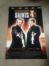 "Boondock Saints movie poster 24""x36"" Irish, Norman Reedus, Sean Patrick Flannery"