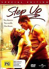 Step Up (DVD, 2007) Dance Drama