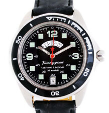 Vostok Russian Military Automatic K-46 Commander Watch 460413
