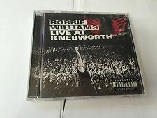 Robbie Williams - Live At Knebworth 724359463728 CD MINT