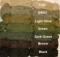 Ghille Suits Synthetic Ghillie Thread - Mossy