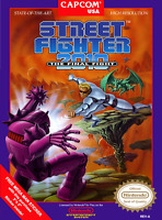🔥 Street Fighter 2010 the Final Fight NES  Disk Only