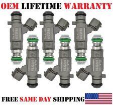 6/Set OEM <FBJC101> Bosch /Fuel Injectors/ *2002-2003* Nissan Altima (3.5L V6)