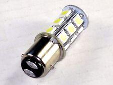 LED taillight bulb positive ground Triumph Norton BSA replaces 380 Lucas