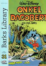 Barks Library Special ZIO PAPERONE 31 Ehapa 1. EDIZIONE Carl Barks stato 1-2