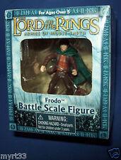 """Aome Esdla Señor de los Anillos 2"""" Figura - Frodo Batalla Escala Cifra Simple"""