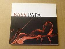 CD / KERUA 06: BASS PAPA - UNDERCOVER AGENT, LAST CALL,..