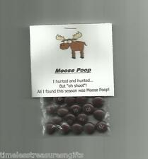 New Homemade Moose Poop Chocolate Candy Novelty Gag Gift Hunting Joke Prank