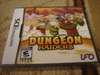 Dungeon Raiders  (Nintendo DS, 2011)