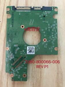 1pcs WD UNLOCKED PCB 2060-800066-006 or -004 REV P1 Hard disk circuit board