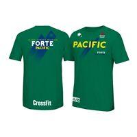 "Reebok 2016 CrossFit Games Frankston ""Forte Frankston"" Men's Green T-Shirt"