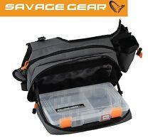 Savage Gear Sling Shoulder Bag (20x31x15cm) Angeltasche inkl. 1 Angelbox