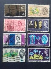Old British stamps 1960's