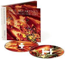 PAUL MCCARTNEY - FLOWERS IN THE DIRT (2CD)  2 CD NEW+
