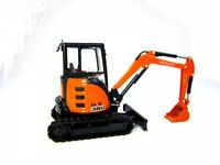 New! Hitachi Construction Excavator ZX38U-5 EU 1/30 model f/s from Japan