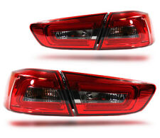 LED TAIL LIGHT RED SMOKE LAMP MITSUBISHI Evolution 10 X LANCER EX 2008-2019 CJ