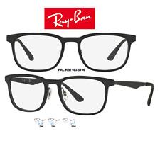 2c7b9db5a37 Ray-Ban Rectangular Unisex Folding Glass Eyeglass Frames