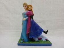 Jime Shore Walt Disney Showcase Collection Sisters Forever Elsa & Anna Frozen