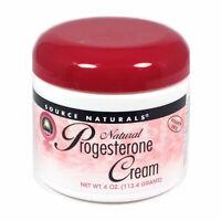 Source Naturals Eternal Woman Progesterone Cream (CA) - 4 Oz Cream