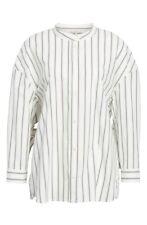 New Joie Poni Stripe Shirt Size 2XS XXS MSRP $188