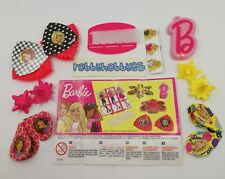 SERIE COMPLETA ACCESSORI BARBIE (SE777 - SD609) + 5 BPZ KINDER JOY TURCHIA 2018