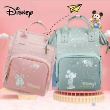 Disney Mickey Minnie Diaper Bags Waterproof Backpack Mummy Bag Pregnant Woman