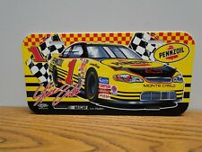 Wincraft Racing Plastic License Plate - #1 Pennzoil