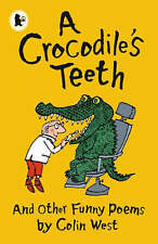 A Crocodile's Teeth, New, West, Colin Book
