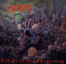 SUFFOCATION - EFFIGY OF THE FORGOTTEN - CD SIGILLATO